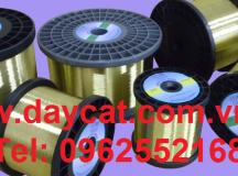 Dây đồng 0.2mm 0.25mm cho máy cắt dây EDM