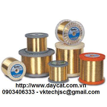 Dây đồng dùng cho máy cắt dây EDM 0.2mm 0.25mm