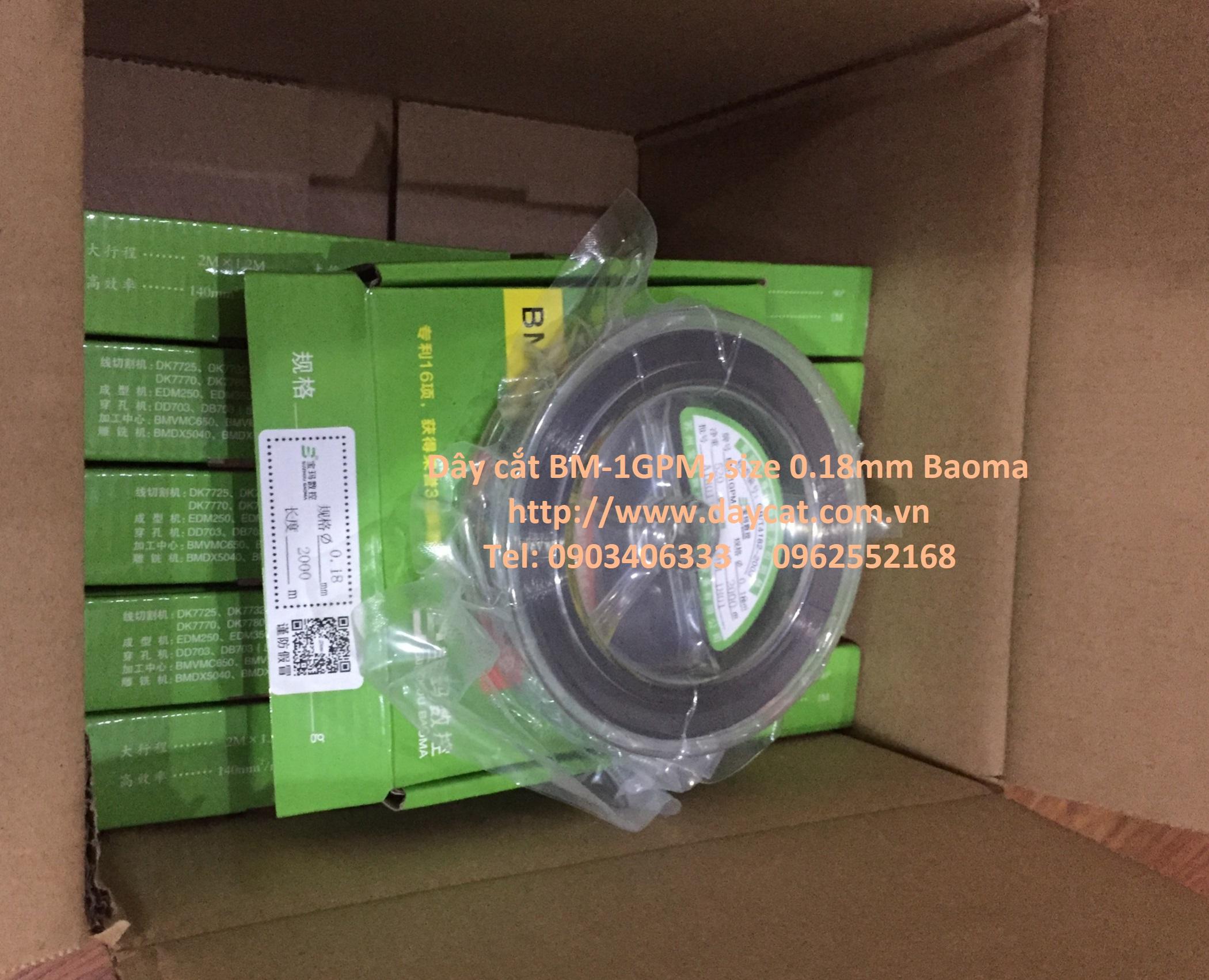 Dây cắt Baoma 0.18mm_4