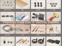 Phụ kiện cho máy khoan EDM Suzhou Baoma_3