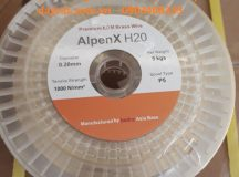 Dây đồng thau Bedra AlpenX H20 cho máy cắt dây đồng